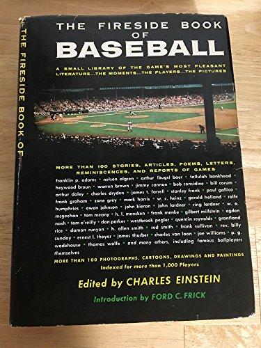 Fireside Book of Baseball: Einstein, C.