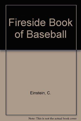 9780671257507: Fireside Book of Baseball