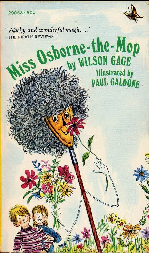 9780671290580: Miss Osborne-the-Mop