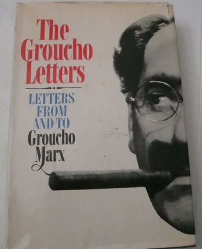 9780671292706: The Groucho letters : letters from and to Groucho Marx