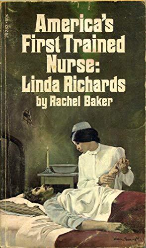 9780671292836: America's First Trained Nurse: Linda Richards