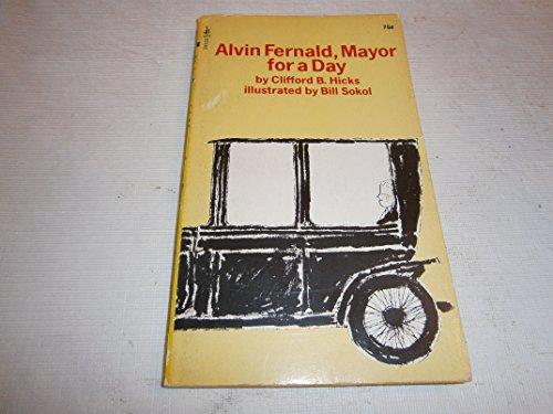 9780671295097: Alvin Fernald, Mayor For A Day.