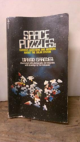 9780671295493: Space Puzzles: Curious Questions and Answers About the Solar System