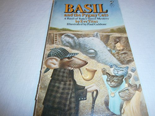 9780671295738: Basil and the Pygmy Cats: A Basil of Baker Street Mystery