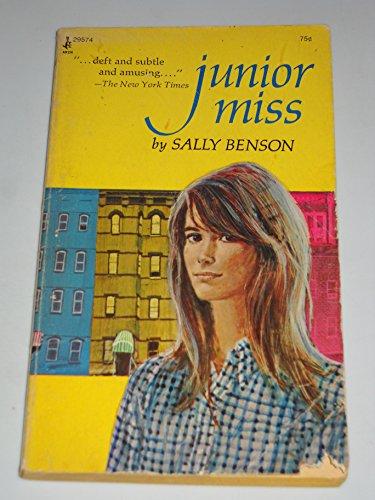 Junior Miss [Paperback] [Jan 01, 1973] Sally