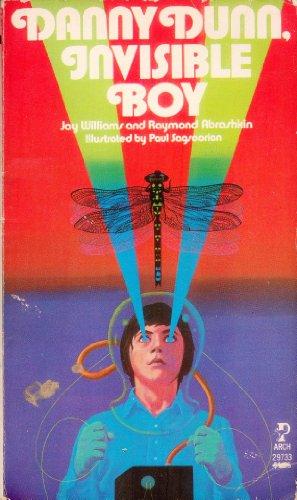 9780671297336: Danny Dunn, Invisible Boy