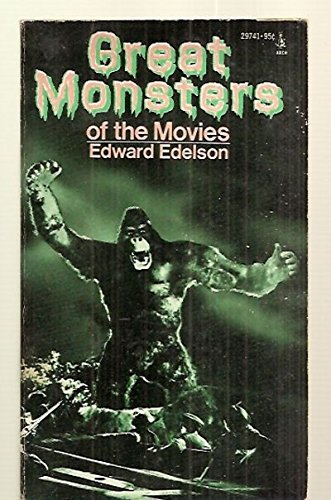 9780671297411: Great Monsters of the Movies