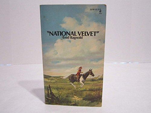9780671297442: National Velvet
