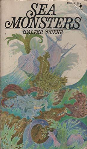 9780671298029: Sea Monsters
