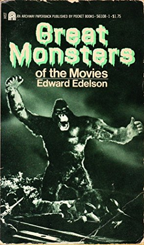 9780671298043: Great Monsters of the Movies