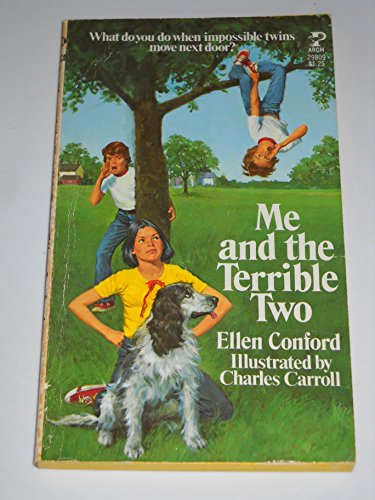 9780671298098: Me and the Terrible Two