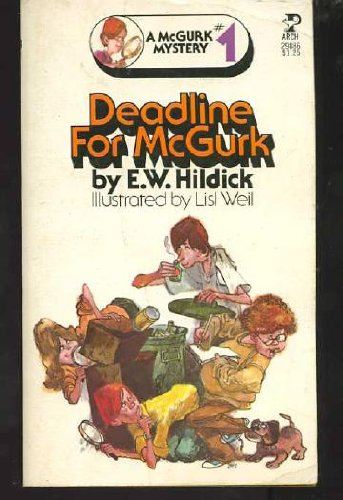 9780671298869: Deadline for McGurk a McGurk Mystery #1