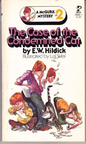 The Case of the Condemned Cat (A McGurk Mustery #2)