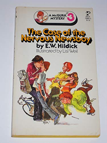 The Case of the Nervous Newsboy: E.W. Hildick