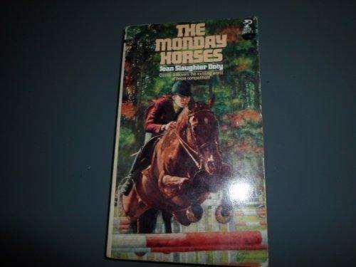 9780671299385: The Monday horses