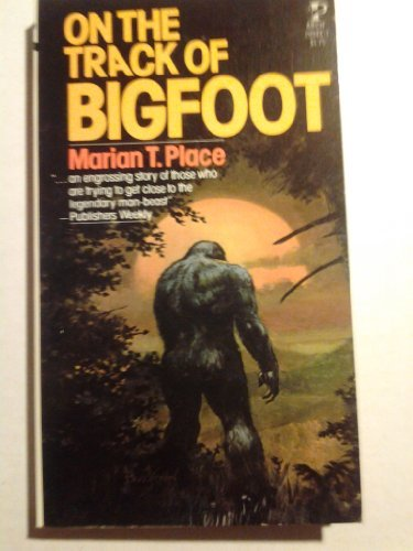 9780671299446: On the Track of Bigfoot