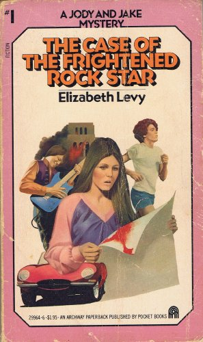 9780671299644: The Case of the Frightened Rock Star