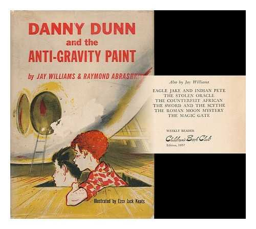 9780671299750: Danny Dunn and the anti-gravity paint;