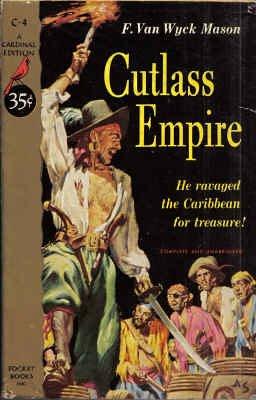 9780671300043: Cutlass Empire (Cardinal Edition C-4)