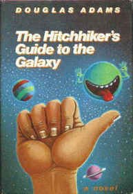 9780671309626: Hitchhiker's Guide to the Galaxy: Atari 400, 800 Xl (48k Disk)