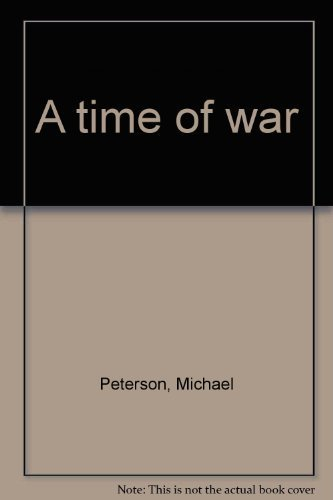 9780671311919: A time of war