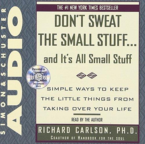 9780671315672: Dont Sweat Small Stuff