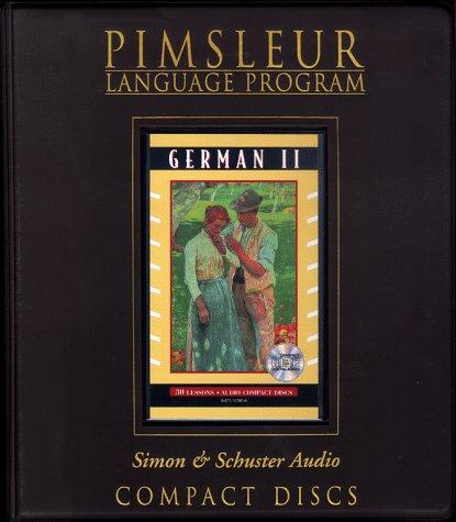 9780671315900: German II (Pimsleur Language Program)