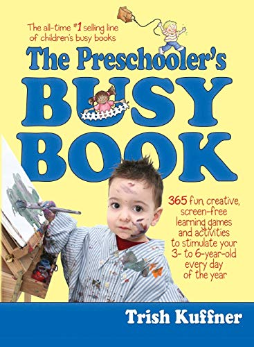 9780671316334: Preschooler's Busy Book: 365 Creative Games & Activities To Occupy 3-6 Year Olds (Busy Books Series)
