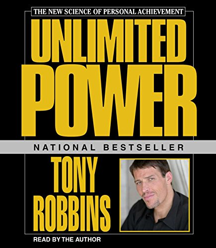 9780671316457: Unlimited Power Featuring Tony Robbins Live!