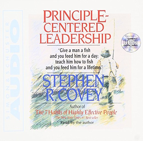 9780671317034: Principle Centered Leadership