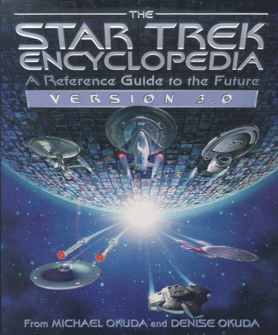 9780671317560: Star Trek Encyclopedia: Reference Guide to the Future
