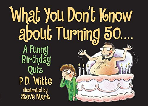 9780671317737: What You Don't Know About Turning  50