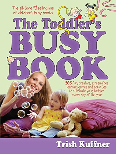 9780671317744: The Toddler's Busy Book
