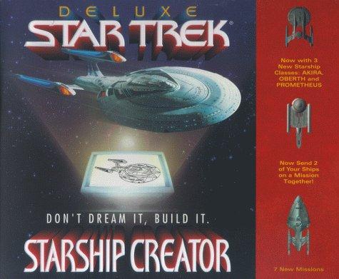 Star Trek: Starship Creator Deluxe Hybrid