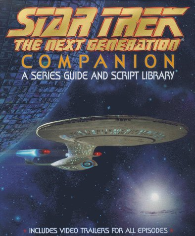 Star Trek: Next Generation Companion (Hybrid)