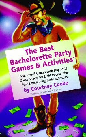 Bachelorette Party Games And Activities: Cooke, Courtney