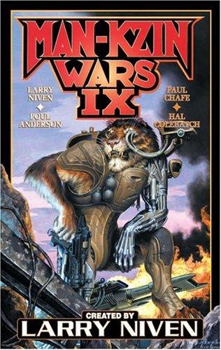9780671318383: Man-Kzin Wars IX