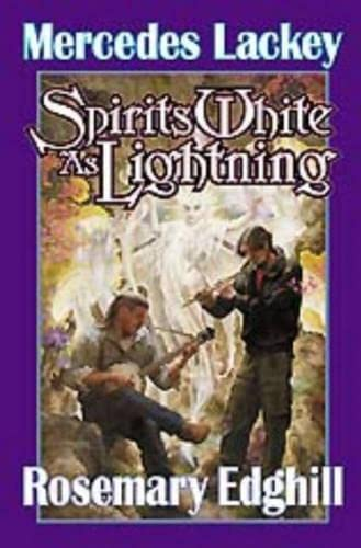 9780671318536: Spirits White as Lightning (Bedlam Bard, Book 5)