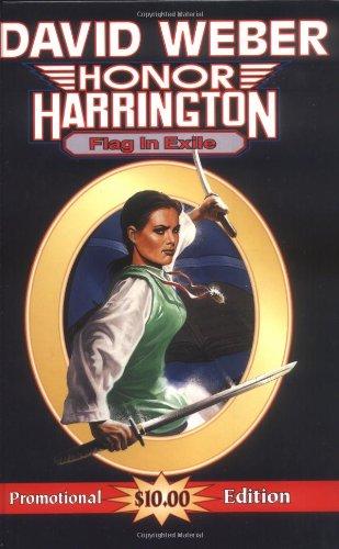9780671319809: Flag in Exile (Honor Harrington #5)