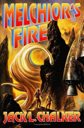9780671319915: Melchior's Fire