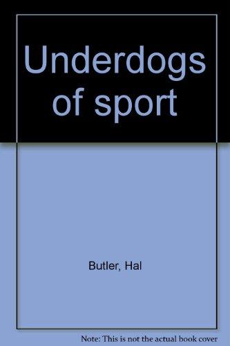 9780671321659: Underdogs of sport