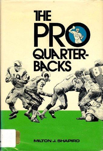 9780671323066: The Pro Quarterbacks,