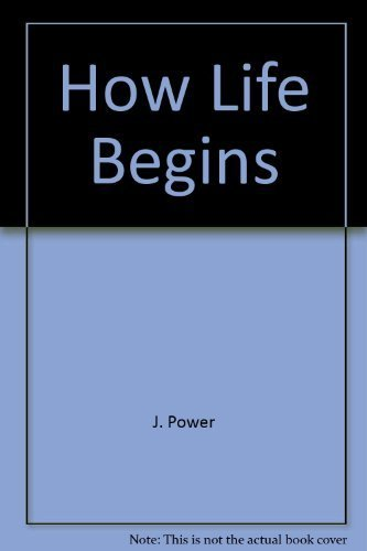 9780671324957: How Life Begins