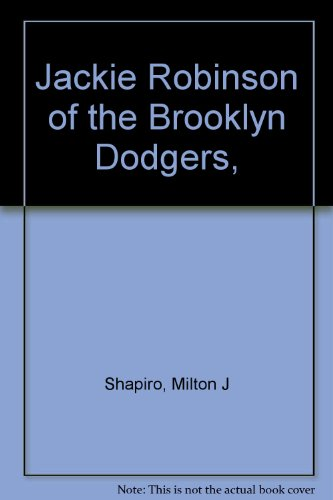 9780671326036: Jackie Robinson of the Brooklyn Dodgers,