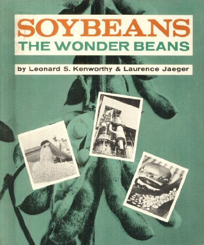 9780671327743: Soybeans: The wonder beans