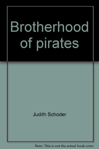 9780671329655: Brotherhood of pirates