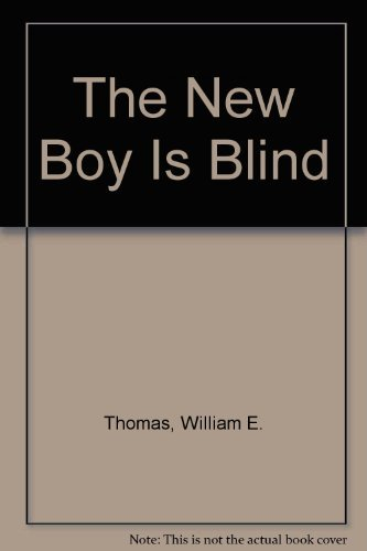 9780671330941: The New Boy Is Blind