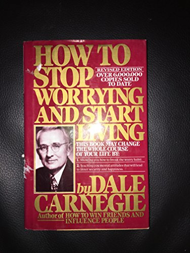 9780671349004: HOW TO STOP WORRYING AND START LIVING