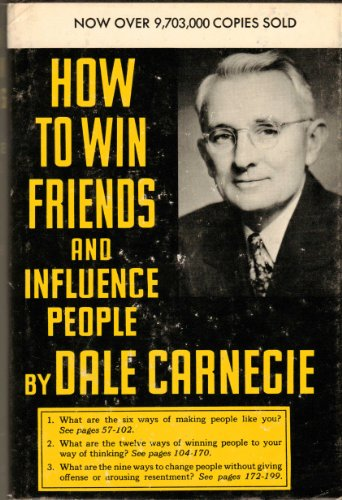 9780671355005: How to Win Friends and Influence People