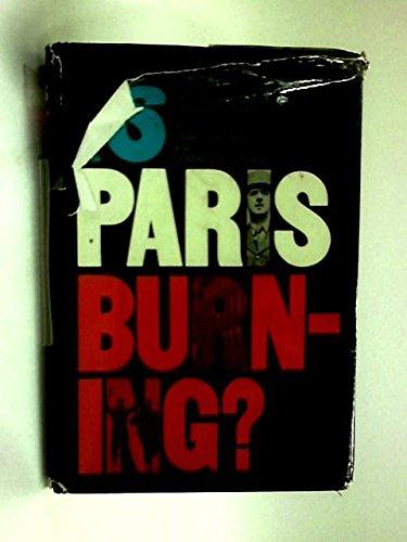 9780671387273: Is Paris Burning?